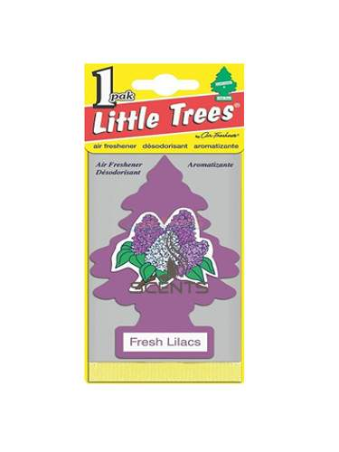 Елочка Little trees Fresh lilacs